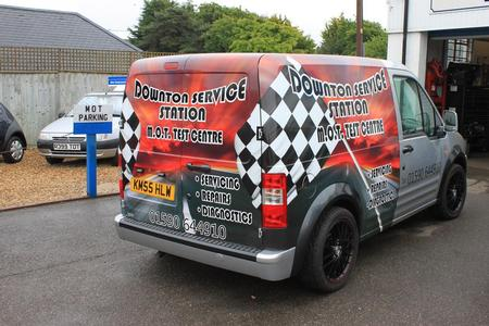 MOT and Car and Van Repair Garage Lymington and New Milton